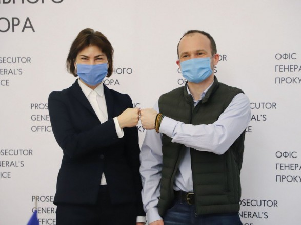 В сентябре Малюська и Венедиктова оставят должности - источник
