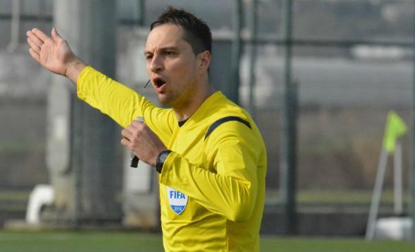 Украинские арбитры получили назначение на матч Лиги чемпионов