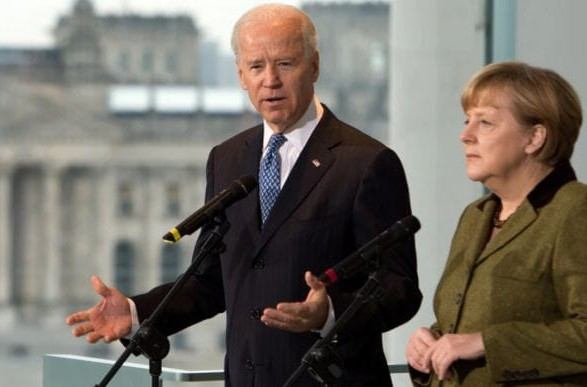 """США и Германия обнародовали соглашение по """"Северному потоку-2"""": какую помощь обещают Украине"""