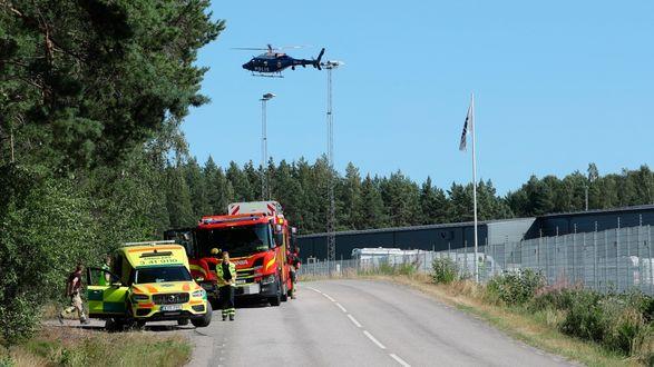 В Швеции соседи по камере в тюрьме взяли в заложники двух охранников