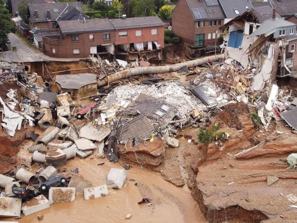 В Бельгии более 10 тысяч человек нуждаются в новом жилье после наводнений