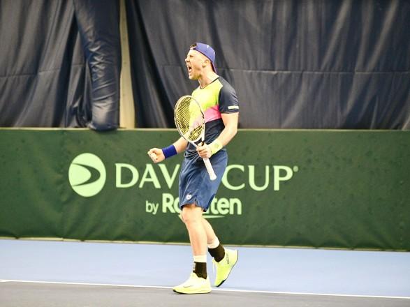 Теннис: Марченко впервые за четыре года победил в матче основы турнира АТР-250