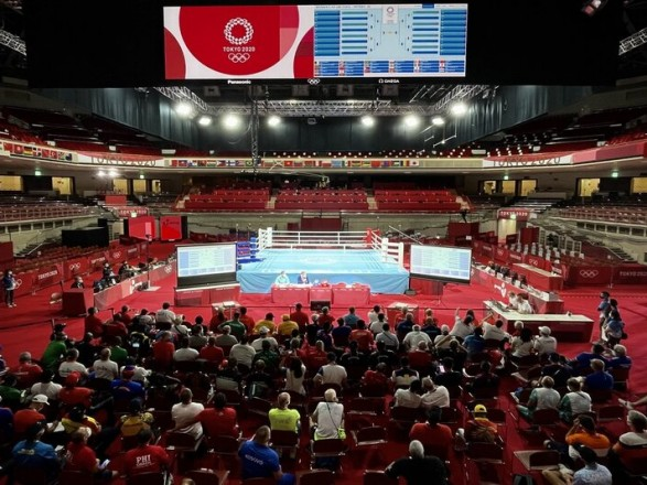 Олимпийские игры в Токио: украинские боксеры узнали первых соперников