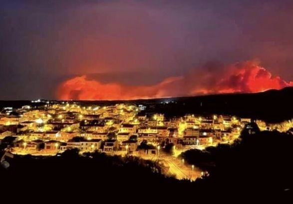Пожары на острове Сардиния: ЕС отправил самолеты для помощи
