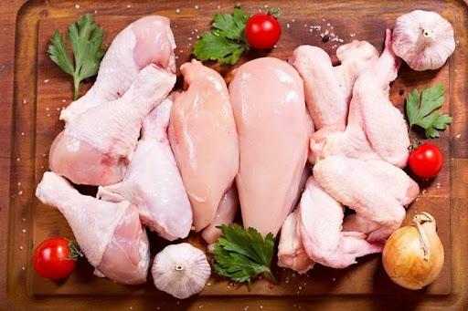 Украина держится в ТОПе поставщиков курятины в ЕС