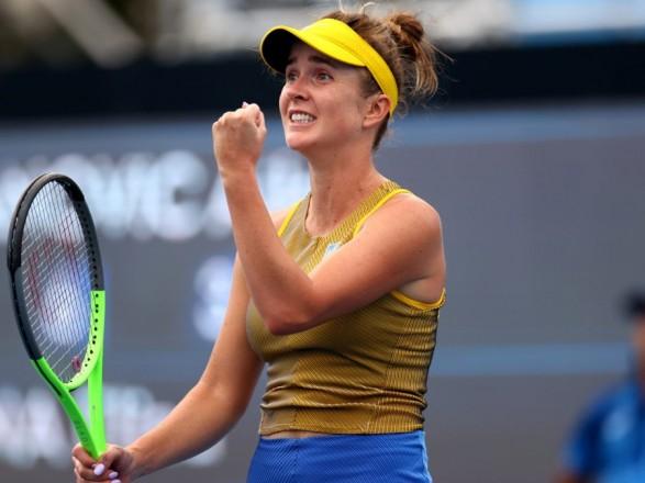 Олімпіада-2020: Еліна Світоліна пройшла у чвертьфінал тенісних змагань