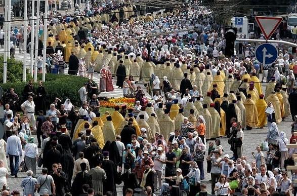 В Киеве пройдет крестный ход в честь годовщины крещения Украины-Руси: перекроют ряд улиц