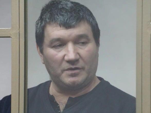 Украинский политзаключенный Инвер Бекиров, которого удерживают в России, перенес микроинсульт