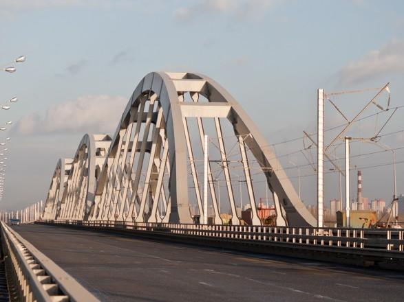 Кабмин выделил 500 млн грн на достройку Дарницкого моста в Киеве