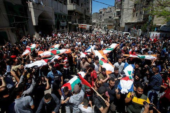 Израильские силы убили палестинца во время столкновений на Западном берегу