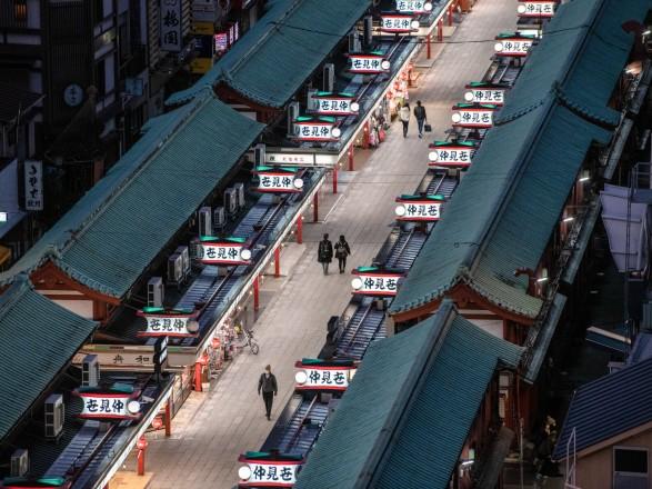Япония продлила режим ЧС из-за коронавируса до окончания Олимпийских игр