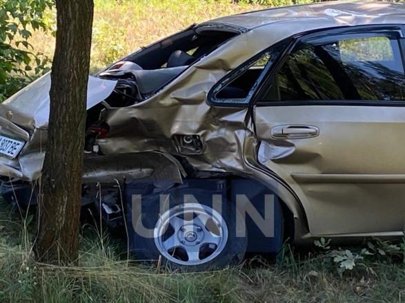 ДТП в районе Кольцевой: машины выбросило на обочину