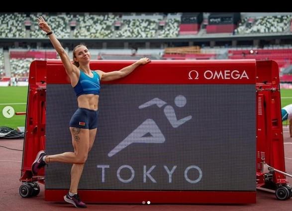 Беларусскую легкоатлетку Кристину Тимановскую насильно вывозят из Токио - СМИ