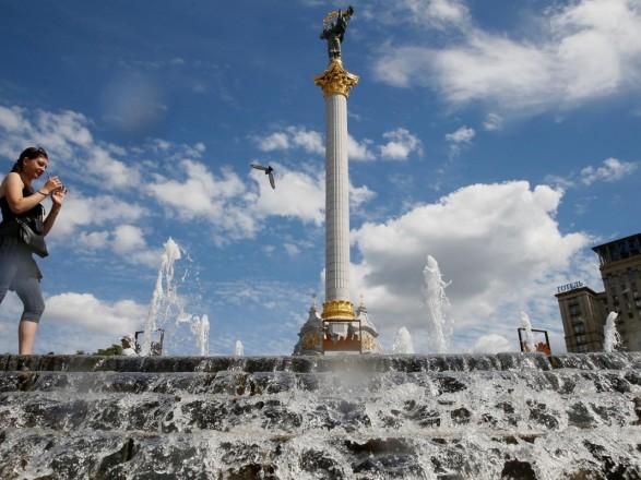 В Киеве в июле зафиксировали четыре температурных рекорда