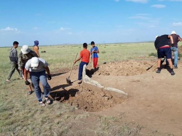 В Казахстане нашли редкие археологические находки