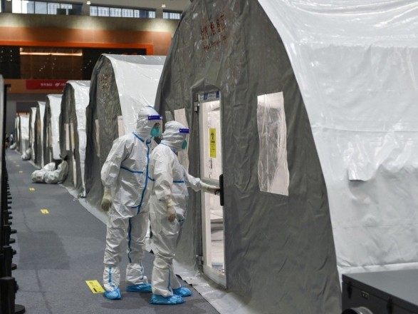 Китай сообщил о наибольшем количестве новых случаев COVID-19 с января