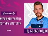 УПЛ объявила имя лучшего футболиста тура