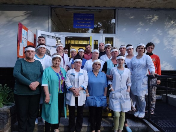 Во Львовской области медики объявили голодовку: на это отреагировала Денисова