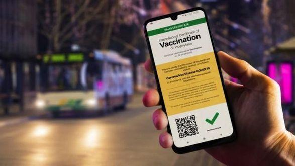 Молдова от 1 октября вводит цифровые COVID-паспорта
