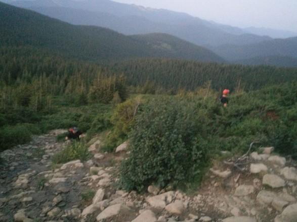 Після доби пошуків: хлопчика, який загубився під час сходження на Говерлу, знайшли