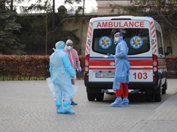 В Украине 2,268 млн случаев COVID-19, за сутки - 1447
