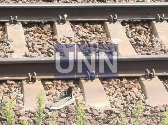 В Киевской области скоростной поезд сбил мужчину