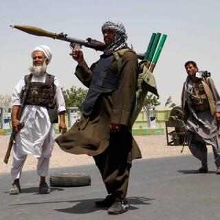 Талибы заявили, что объявят состав правительства в течение недели