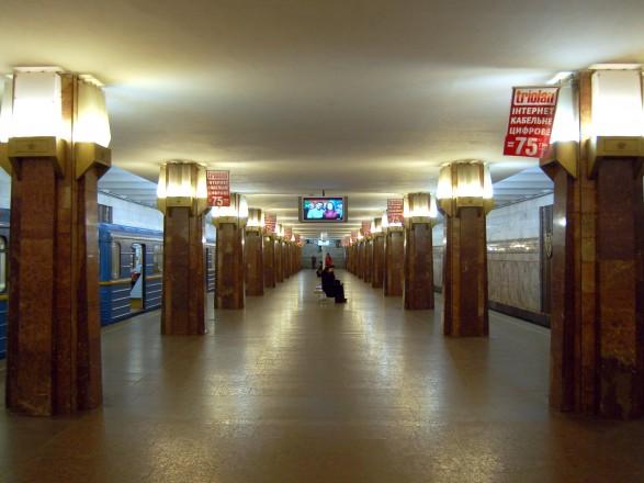 Ливень в Киеве: метро полностью открыли после полутора часов ограничений из-за подтопления