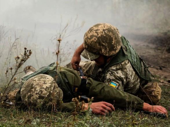 ООС: зафиксировано 9 вражеских обстрелов, есть раненые