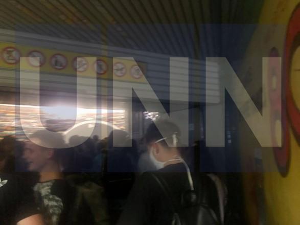 В столичном метро образовались огромные очереди из-за трудностей с пополнением э-билета