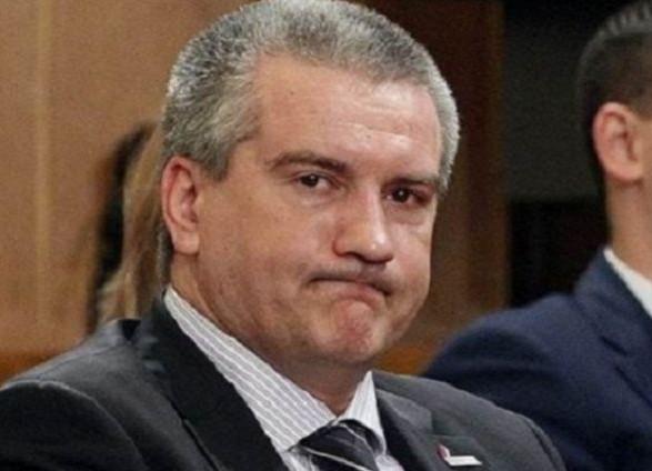 """Аксенов признал """"катастрофой"""" ситуацию с мусором в Крыму"""