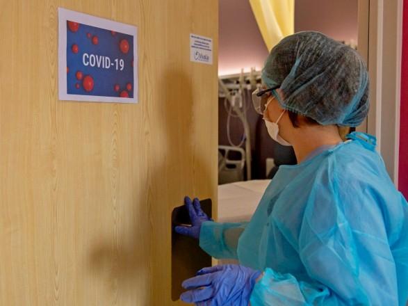 В Киеве за сутки 204 новых больных коронавирусом. Один человек умер