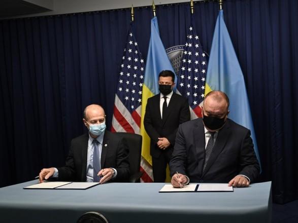 В США подписали меморандум о строительстве в Украине 5 энергоблоков