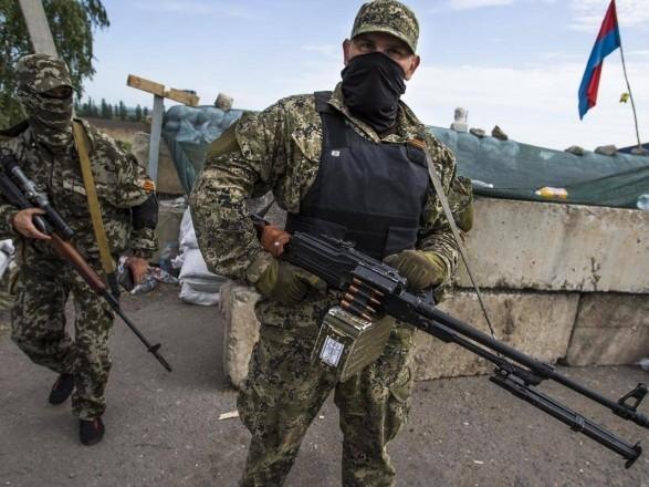 """Ситуация на Донбассе: зафиксировано четыре нарушения """"тишины"""", боевики стреляли из пулеметов и крупнокалиберных пулеметов"""