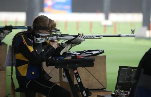Украинка Ирина Щетник получила медаль в пулевой стрельбе на Паралимпиаде