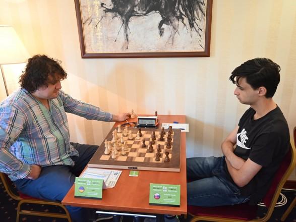 Украинцы торжествовали на шахматном фестивале в Словакии