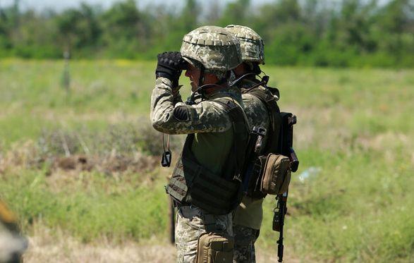 ООС: зафиксировано четыре вражеских обстрела и пролет БПЛА