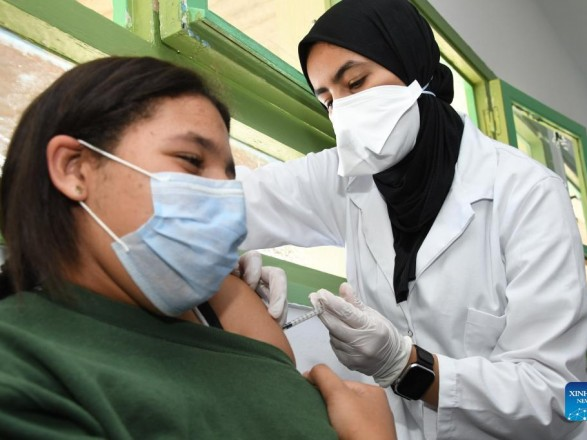 Марокко вакцинирует пидлтикив