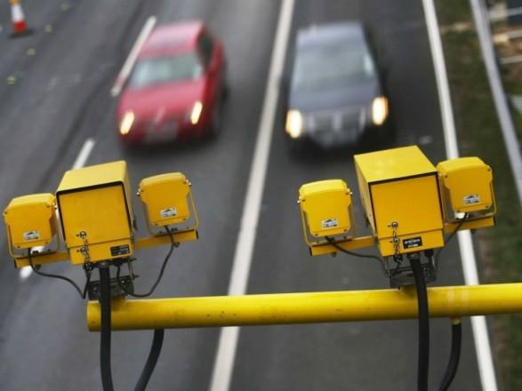 Завтра еще на трех автомобильных дорогах Украины заработает фотовидеофиксация нарушений ПДД
