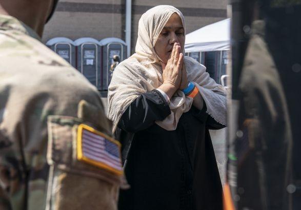 В США из Афганистана прибыло более 23 тысячи афганцев группы риска