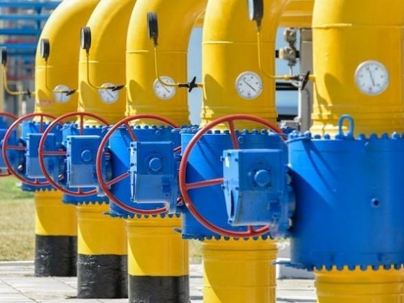 В Нафтогазе заявили, что украинские ПХГ заполнены на 60%