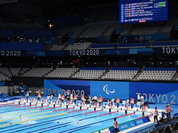 Паралимпиада-2020: пловец Денис Остапченко выигрывает золото. Это 93 медаль Украины