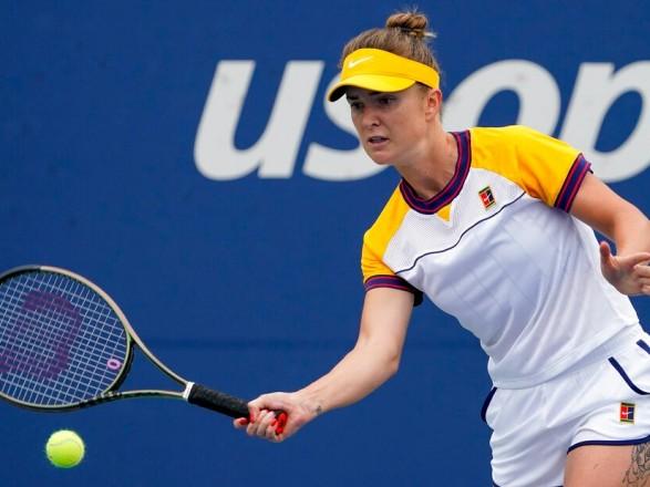 """Свитолина победила россиянку в третьем матче на """"US Open"""""""