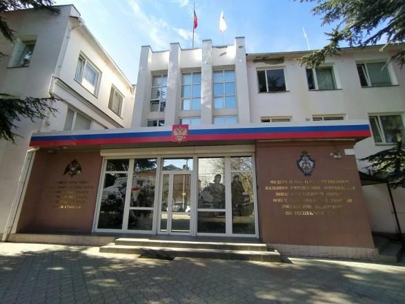 """Возле """"управления ФСБ"""" по оккупированному Крыму задержали почти 40 человек, пришедших узнать информацию о задержанных ранее"""