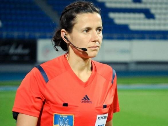 Украинка Монзуль получила назначение на игру отбора на ЧМ-2022