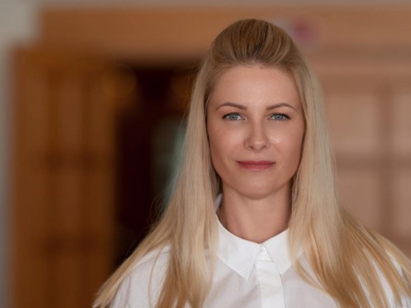 """Гришина: ВСК по """"Укрзализныци"""" возобновляет свою работу на этой неделе"""