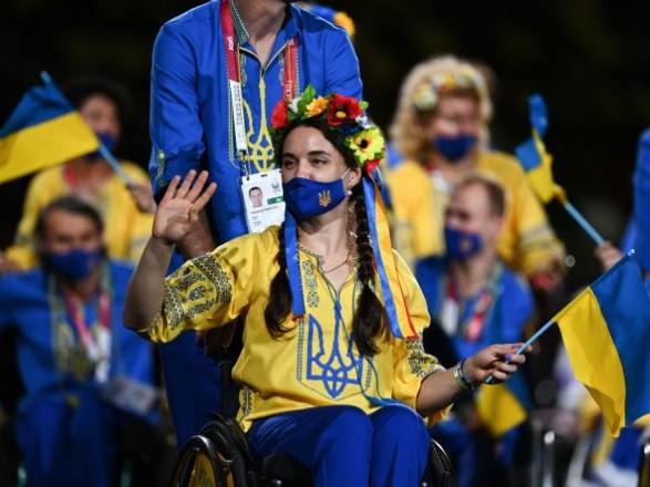 Паралимпиада-2020: украинские чемпионы сегодня возвращаются на родину
