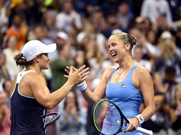 """Лидер рейтинга WTA потерпела поражение на """"US Open"""""""