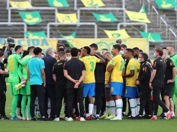 Скандал вокруг сорванного санитарными органами матча Бразилия-Аргентина: что известно на данный момент