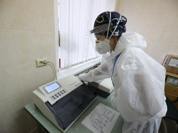 В Украине уже 2,298 млн случаев COVID-19, за сутки - 773